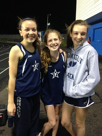 Hailey 2016 Track Spring Season At Farragut