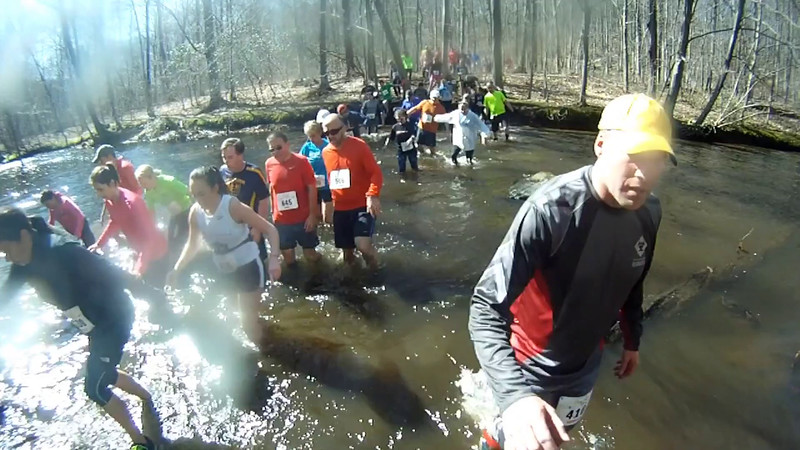 GoPro Video - First Crossing