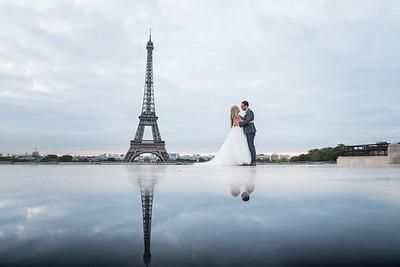 Hailey & Shawn Paris