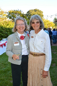 Denise Filakofsky and Nancy Brookshire