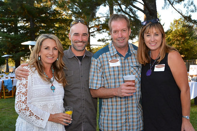 Kristi Steadman, Mark Weir, Mitch Nilsen and Susie Weir
