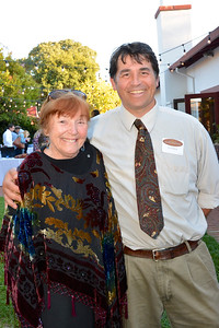 Joyce and Dan Goldfield