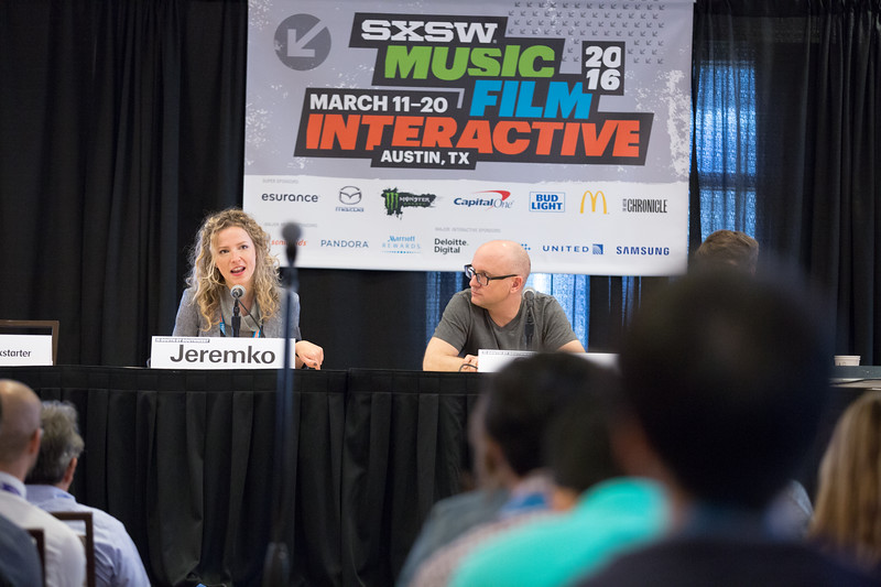 #SXHW @s2 Hardware on Kickstarter - A Founders Panel - Filippo Yacob, CEO at Primo Toys - Scott Croyle, Product & Design at Nextbit - Katy Jeremko, Co-founder at re:3D