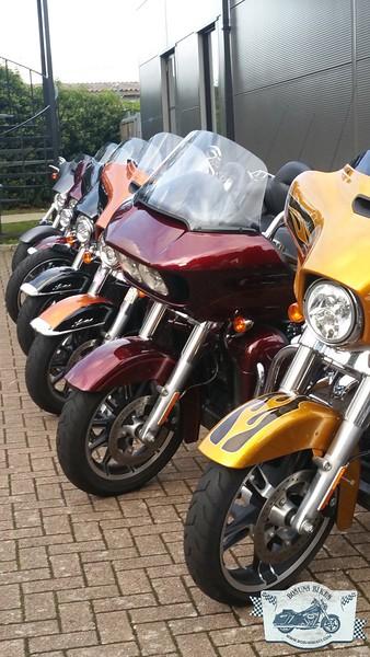 Harley 2017 Model Launch
