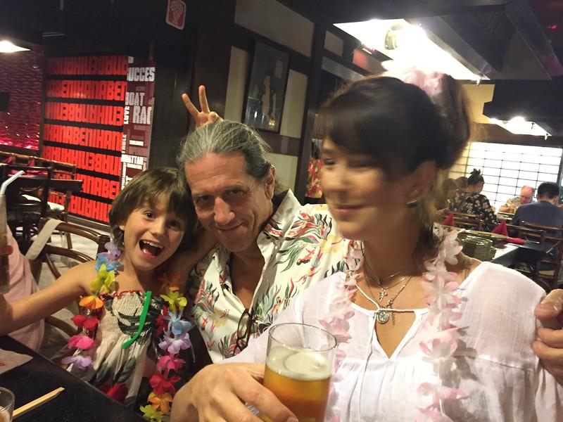 BeniHana's with Sammy & Jo