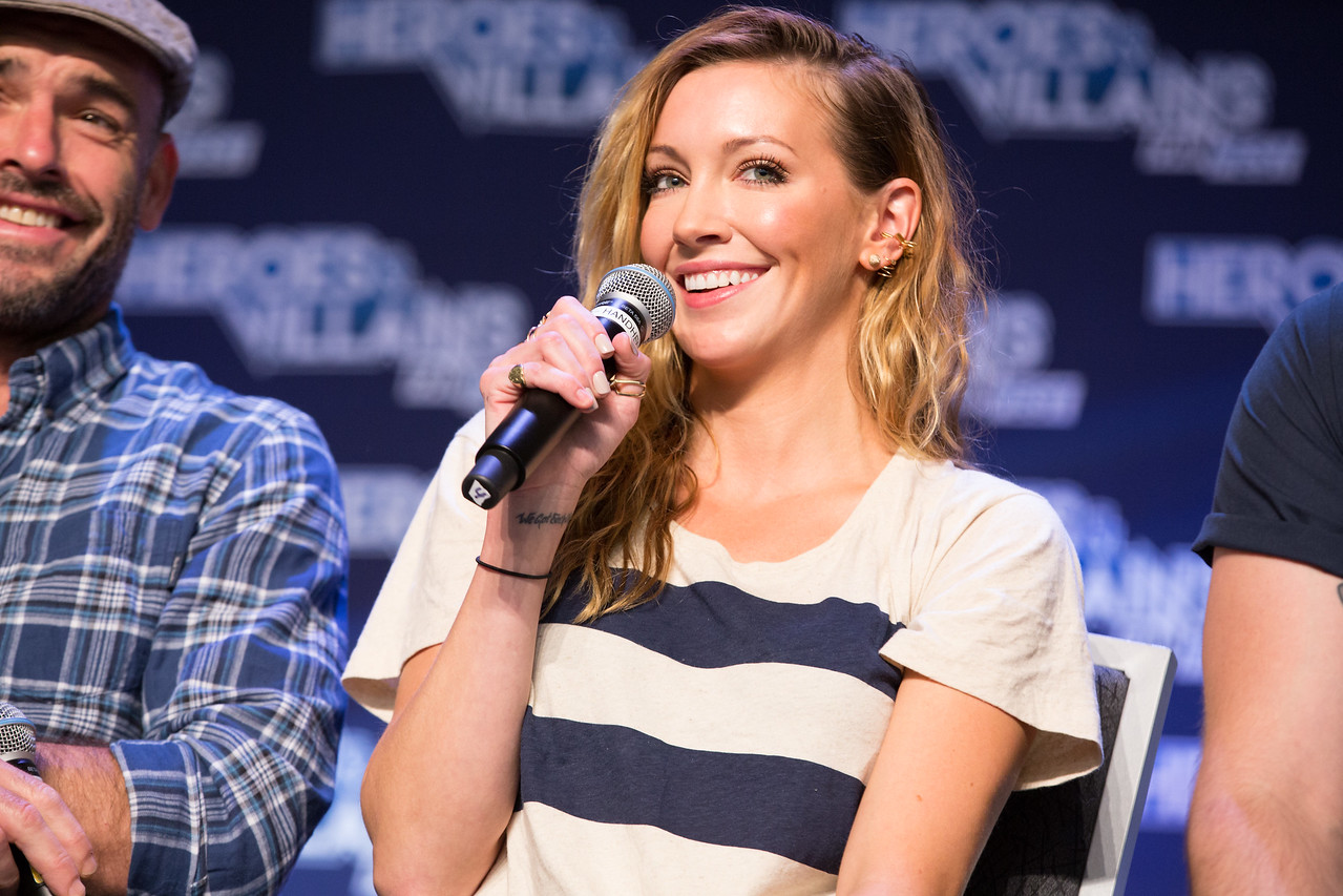 #HVFF @charlotteross @MzKatieCassidy @colindonnell @PaulBlackthorne  ARROW: Charlotte Ross, Colin Donnell, Katie Cassidy, Paul Blackthorne