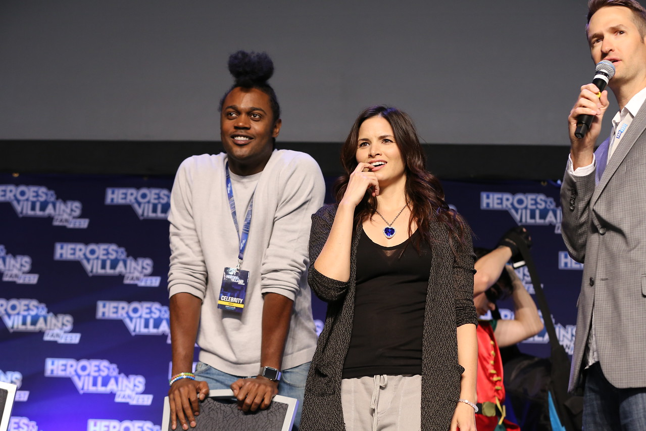 #HFVV @katrinalaw @EchoK ARROW Katrina Law, Echo Kellum