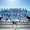 Hillsdale High School Football Portraits by Still Light Studios