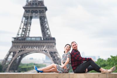 Hitomi & Tim Paris