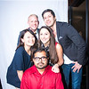 STARLAH'S 4th Annual Holiday Party, Portrait Booth, December 12, 2016