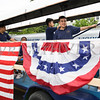 Students from the San Miguel Academy participated in the City of Newburgh hosted Memorial Day Parade on Monday, May 30, 2016, which proceeded along Broadway to Washington's Headquarters. Hudson Valley Press/CHUCK STEWART, JR.