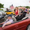 City of Newburgh Mayor Judy Kennedy and Honorary Parade Marshall Carrie E. Robinson wave to the crowds during the City of Newburgh hosted Memorial Day Parade on Monday, May 30, 2016, which proceeded along Broadway to Washington's Headquarters. Hudson Valley Press/CHUCK STEWART, JR.
