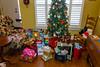 Christmas morning 1