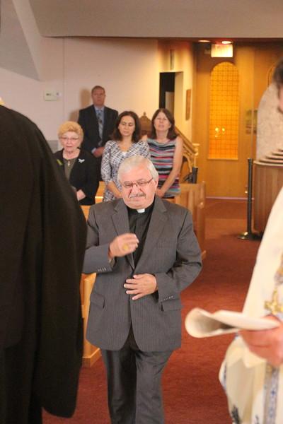 Holy Cross Liturgy
