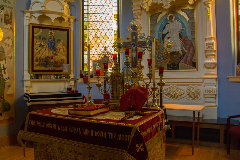 Holy Friday Vespers 2016