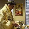 Holy Thursday Divine Liturgy - Metropolis Chapel
