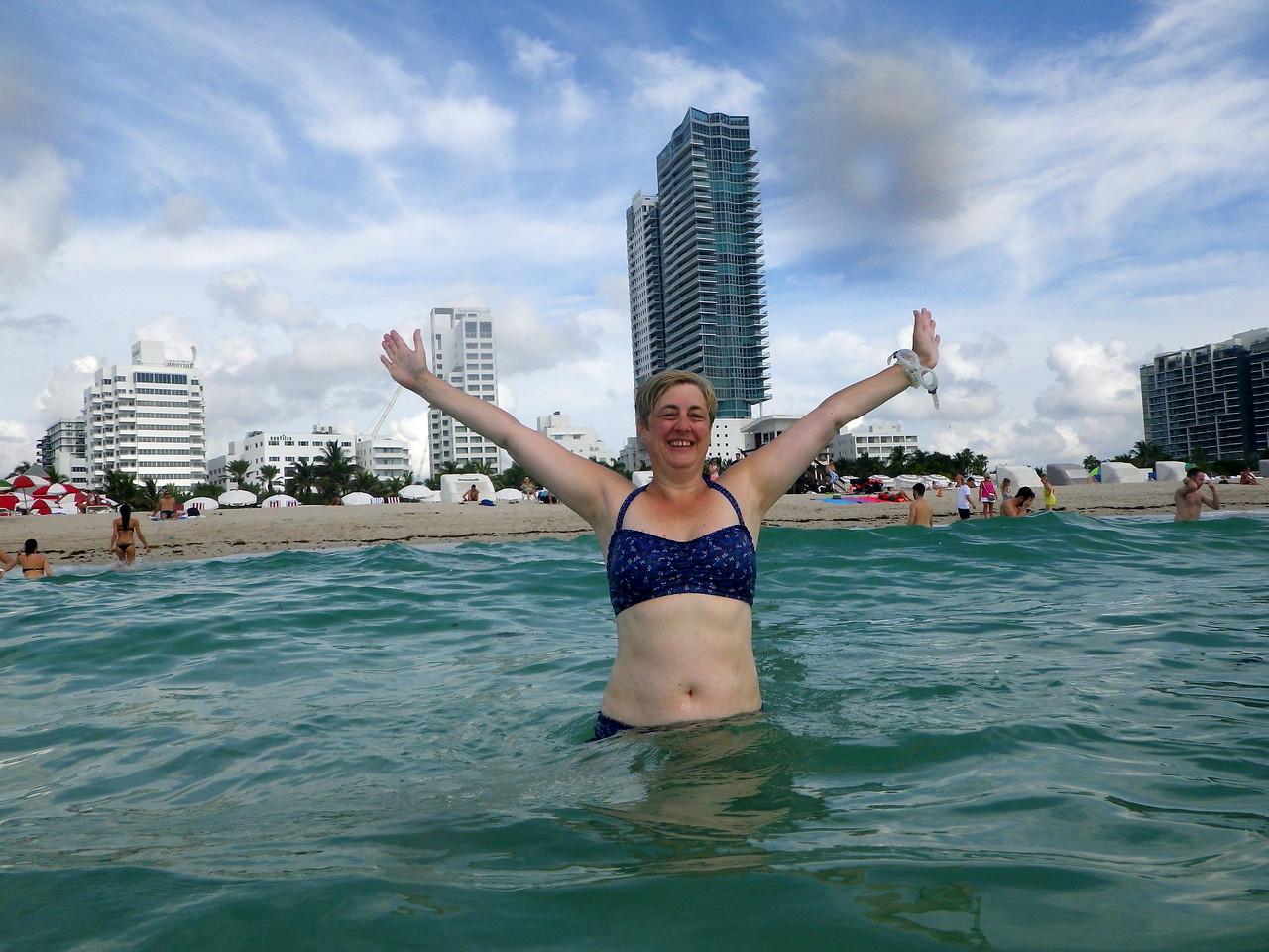Miami we are here!