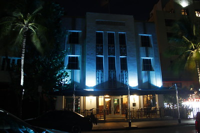 Art Deco by night