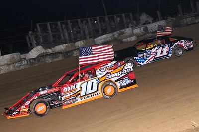 Cedar Ridge Speedway; Hope for Harlie Rumble at the Ridge