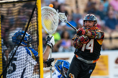MLL: Charlotte Hounds at Atlanta Blaze