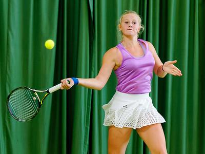01. Elisabeth Andryukhova - ITF Heiveld junior indoor open 2016