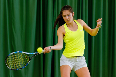 02. Victoria Kalaitzis - ITF Heiveld junior indoor open 2016