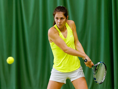 02b. Victoria Kalaitzis - ITF Heiveld junior indoor open 2016