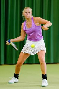01b. Elisabeth Andryukhova - ITF Heiveld junior indoor open 2016