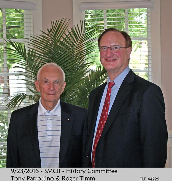 SMCB History committee