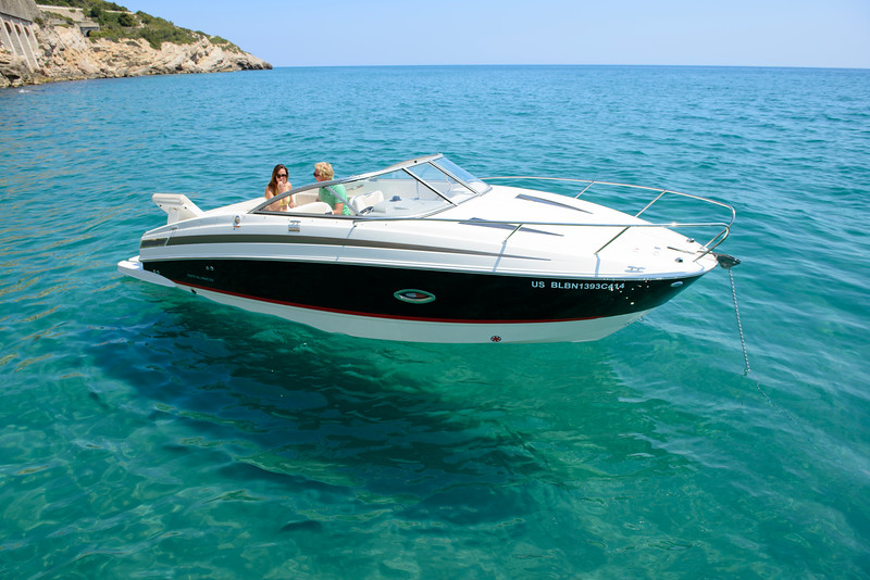 742 Cuddy Overview - Bayliner Boats