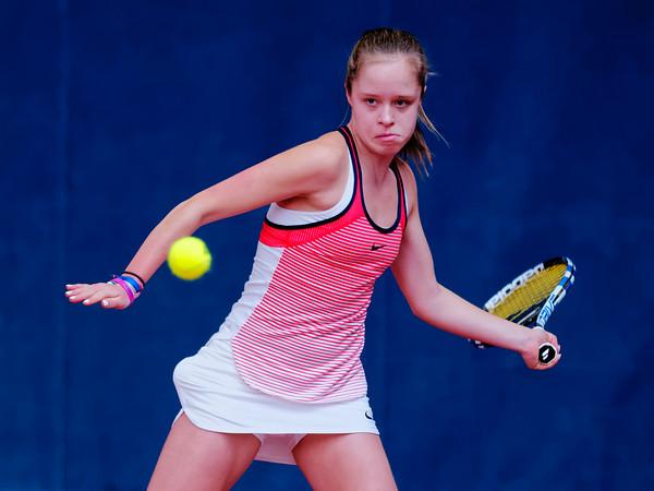 01.01a Margriet Timmermans -  Intime HEAD Junior Open finals 2016