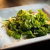 Second course: salad