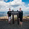 After spending roughly a week at elevation, we decided to do the 7 mile hike to Mt. Washburn. The hike starts at about 9,000 ft elevation and goes to almost 10,500 ft. It seemed easy after becoming acclimated!