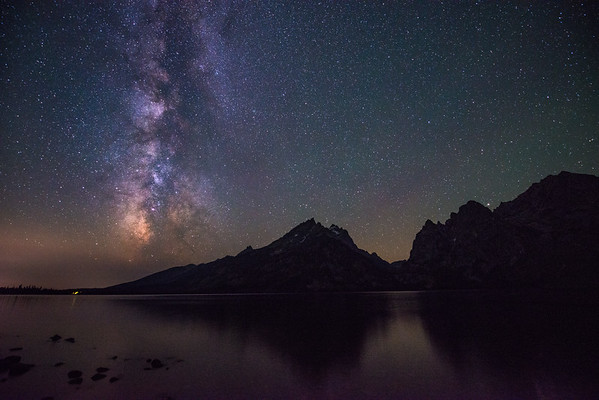 I took something like 15 of my SmugMug co-workers to Jenny Lake to photograph the Milky. It was super fun!