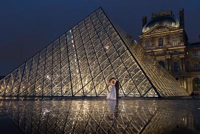 Jacqueline & Ron Paris