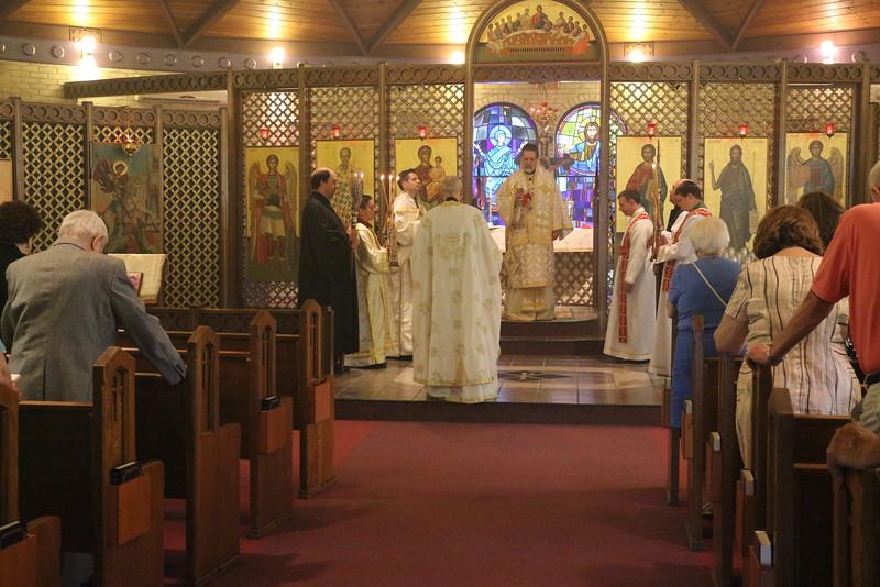 Jamestown Parish Visitation