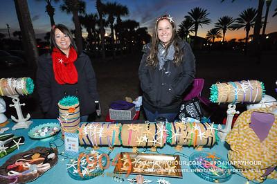 Jax Beach Art Walk - 1.12.16