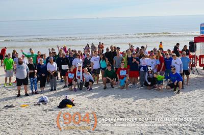 Special Olympics: Polar Plunge 5K - 1.30.16