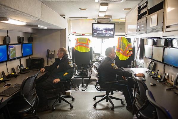 JOED VIERA/STAFF PHOTOGRAPHER Lockport, NY-Deputys