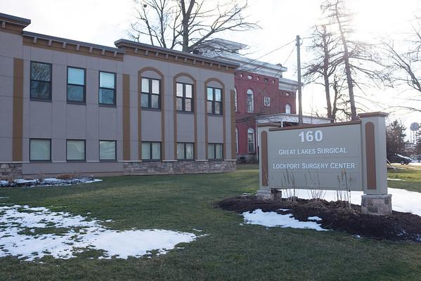 JOED VIERA/STAFF PHOTOGRAPHER-Lockport, NY-Great Lakes Surgical Lockport Surgery Center.