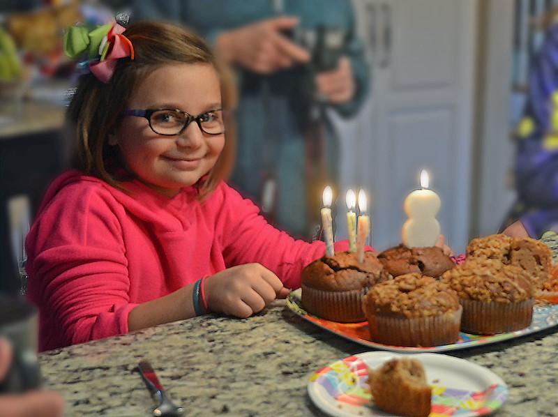 Mia's 8th Birthday 016