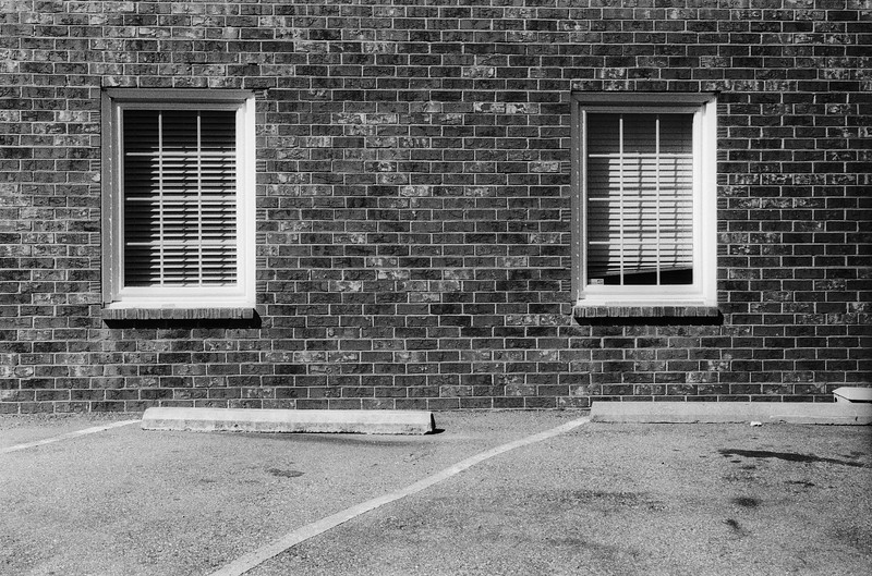 Asheville, NC, April 2016, Tri-X, M2 50DR
