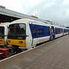 Chiltern Railways Class 165 Turbo DMUs nos. 165039 and 165037 at London Marylebone.