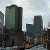 Drummond Street, London, during my walk from Euston to Marylebone.