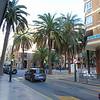 The upmarket Soho district of Malaga.