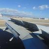 Landing at Malaga on Norwegian Air Shuttle Boeing 737-800 LN-DYK.