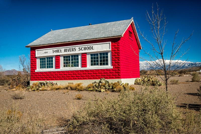 Three Rivers School House