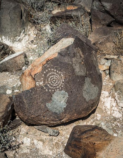 Three Rivers Petroglyphs