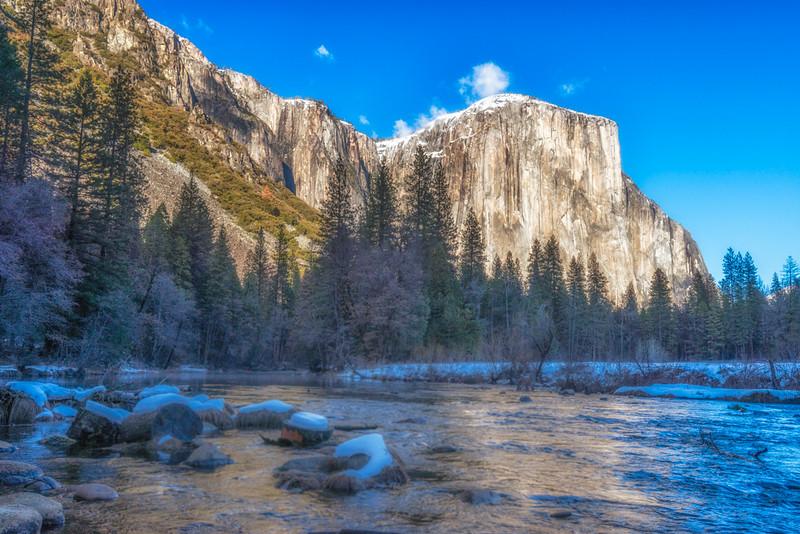 Valley View-El Capitan Sunrise
