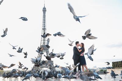 Jasmine & Fabian Paris